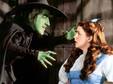 Margaret Hamilton, Judy Garland in 'The Wizard of Oz'