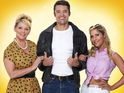 Heidi Range and Ben Freeman will star in the upcoming UK adaptation.