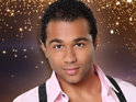 Corbin Bleu reveals Karina Smirnoff was nervous about hitting him in the dance.