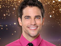 Brant Daugherty reveals on TV that the robber got away with his dance shoes.