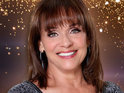 "Valerie Harper says she thinks ""less and less"" about her cancer due to ABC show."