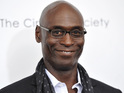 Lance Reddick announced news of his casting on Twitter.