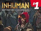 Joe Madureira exits Inhuman after issue #3