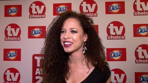 Natalie Gumede talks Strictly Come Dancing