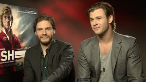 Chris Hemsworth and the makers of 'Rush' on bringing F1 to the big screen