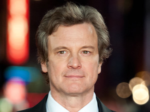 Colin Firth attending the premiere of Gambit, at the Empire cinema in Leicester Square, London.