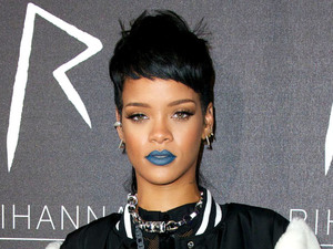 Rihanna for River Island launch event, London, Britain - 10 Sep 2013