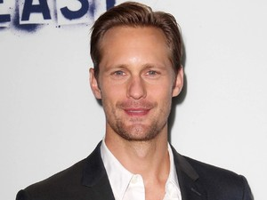 Alexander Skarsgard at the 'The East' premiere