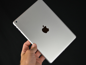 Supposed leaked image of the Apple iPad 5