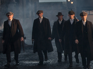 The cast of 'Peaky Blinders'