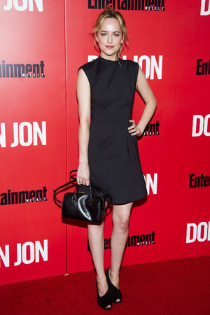 "Dakota Johnson attends the ""Don Jon"" premiere on Thursday, Sept. 12, 2013 in New York."