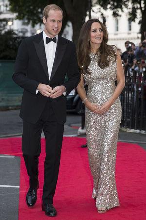 Duchess of Cambridge Tusk Conservation Awards, London, Britain - 12 Sep 2013