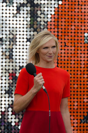 Jo Whiley at BBC Radio 2 Live in Hyde Park