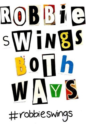 Robbie Williams 'Robbie Swings Both Ways' album teaser.