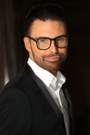 Spectacle Wearer Of The Year Awards, London, Britain - 10 Sep 2013 Rylan Clark