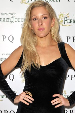 Ellie Goulding attends the PPQ show after party