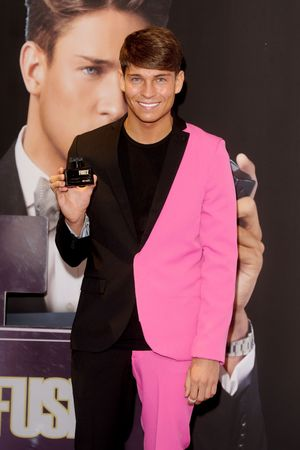 Joey Essex launches 'Fusey' fragrance for men and 'My Girl' fragrance for women
