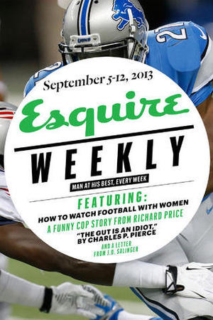 Esquire Magazine Weekly