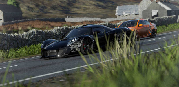 DriveClub will launch alongside the PS4 in November
