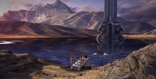 Infinity Blade 3 will launch with the iPhone 5S