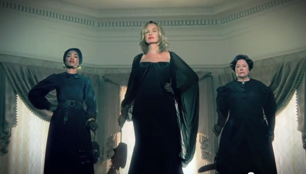 The stars of 'American Horror Story: Coven'