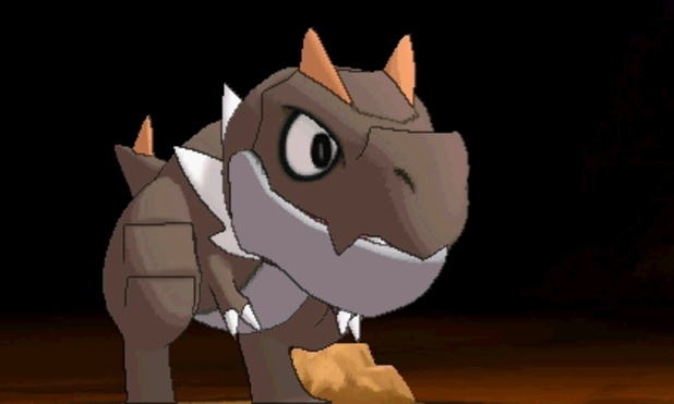 Pokemon X and Y: Tyrunt