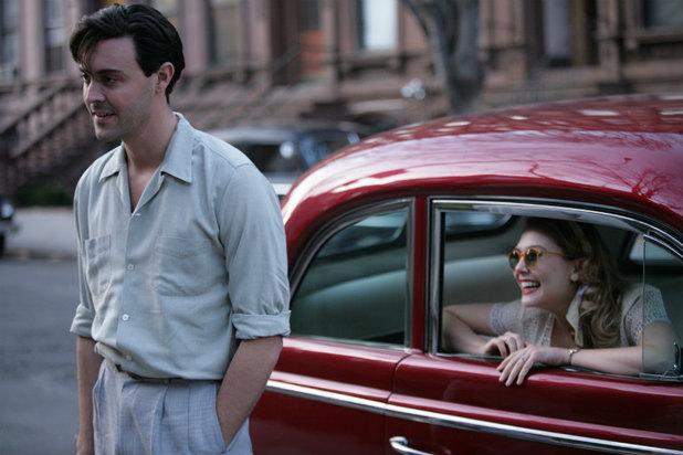 Jack Huston and Elizabeth Olsen