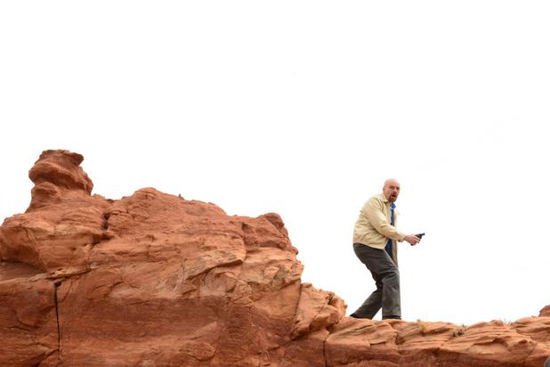 Walter White (Bryan Cranston)