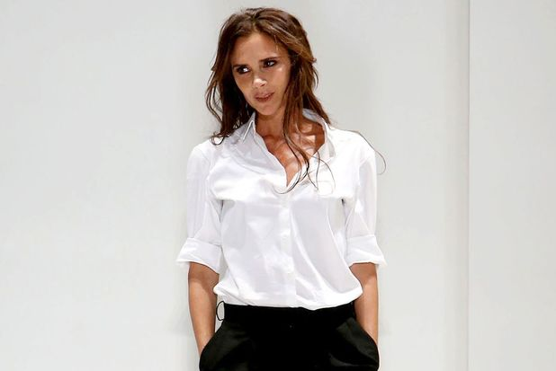 Victoria Beckham Fashion show, Spring Summer 2014, Mercedes-Benz Fashion Week, New York, America - 08 Sep 2013