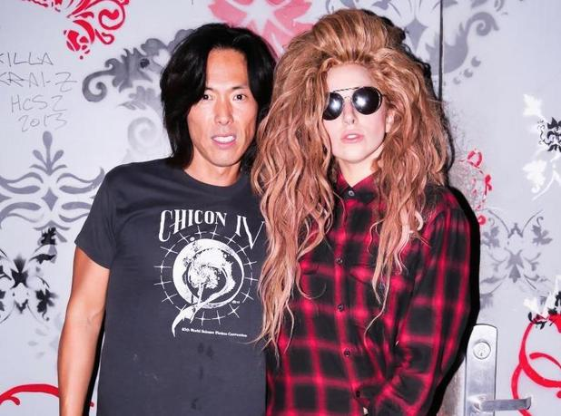 Lady Gaga special performance honoring Stephen Gan and V Magazine, New York, America - 07 Sep 2013