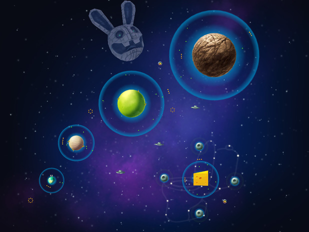 Rabbids Big Bang (Mobile)
