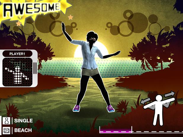 Sega's Go Dance