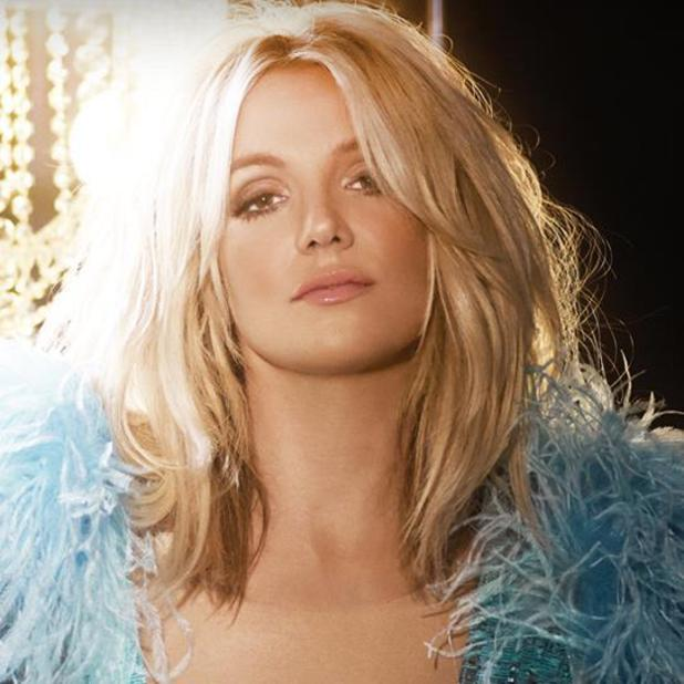 Britney Spears 'Work Bitch' promo image