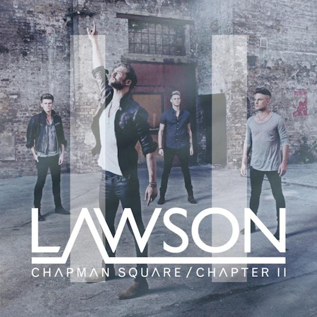 Lawson 'Chapman Square / Chapter II' album artwork.