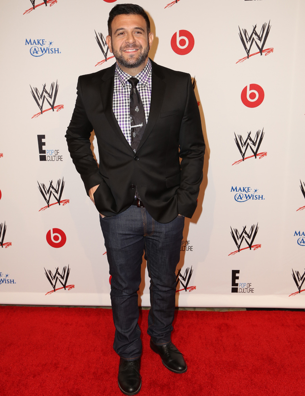 Adam Richman in August 2013