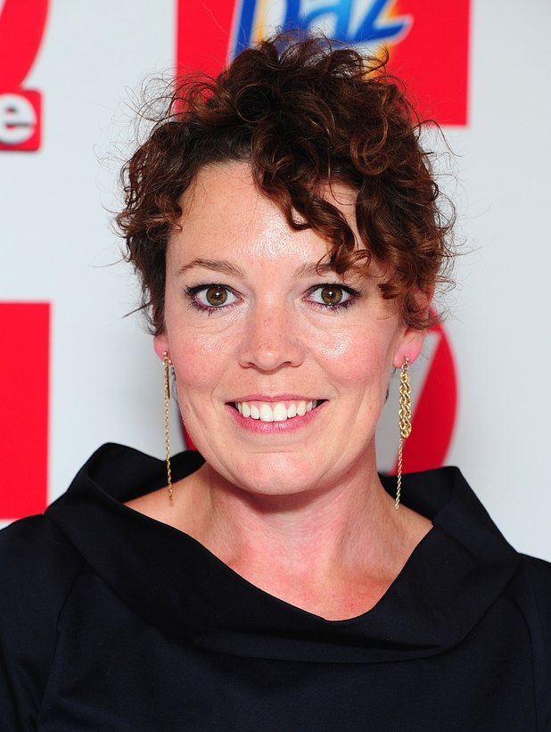 Olivia Coleman arriving for the 2013 TV Choice awards at the Dorchester Hotel, London.