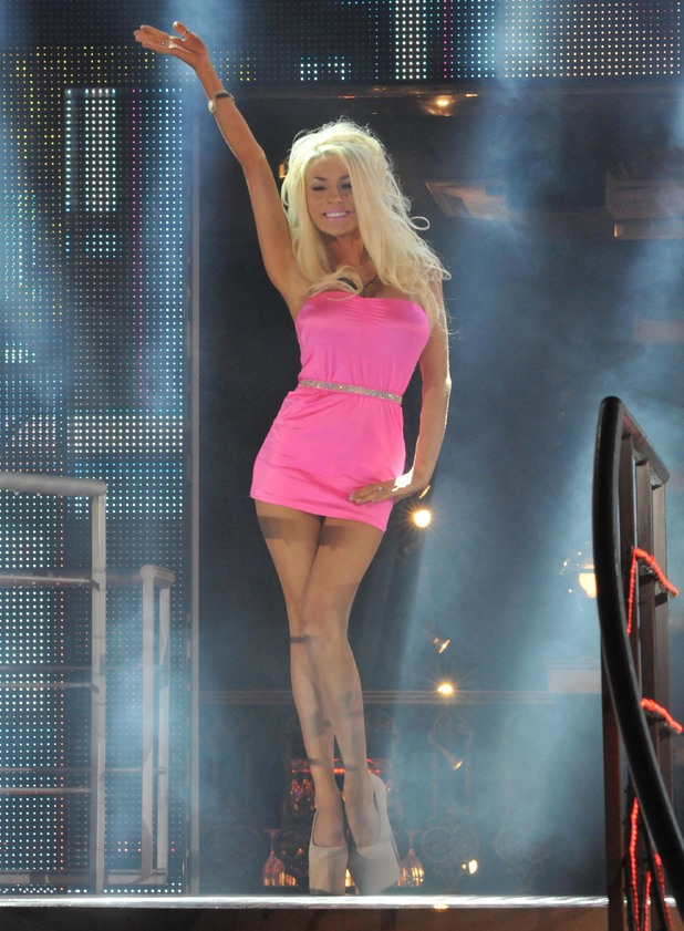 Courtney Stodden's eviction from Celebrity Big Brother.
