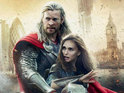 Chris Hemsworth, Tom Hiddleston and Natalie Portman return in the Marvel sequel.