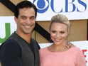 The couple tie the knot in Johnathon Schaech's home state of Maryland.