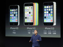 Apple's new colourful handset sees low demand prior to launch.