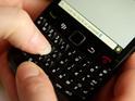 BlackBerry's messaging service reaches the milestone within the space of a day.