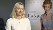 Naomi Watts on Princess Diana biopic - interview