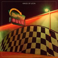 Kings of Leon Mechanical Bull artwork