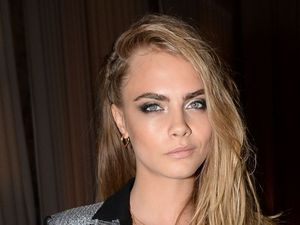 W Magazine Dinner, Spring Summer 2014, London Fashion Week, Britain - 14 Sep 2013 Cara Delevingne 14 Sep 2013