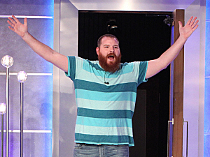 Spencer is evicted during the Big Brother finale