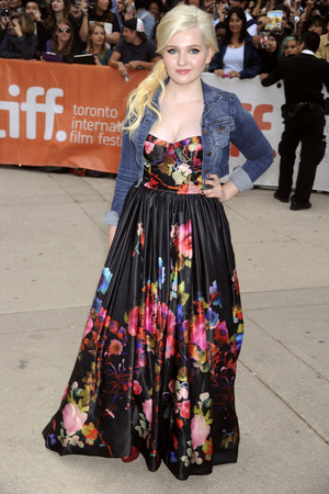 Abigail Breslin, Toronto International Film Festival - 'August: Osage County' - Premiere.
