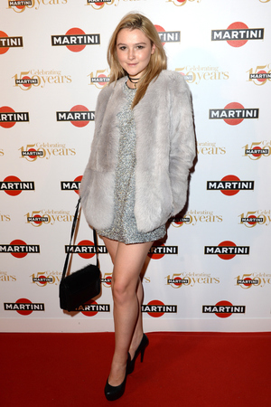 Amber Atherton MARTINI celebrates 150 years of Italian Style at their glittering anniversary gala party at Lake Como in Italy. Picture date: Thursday September 19, 2013
