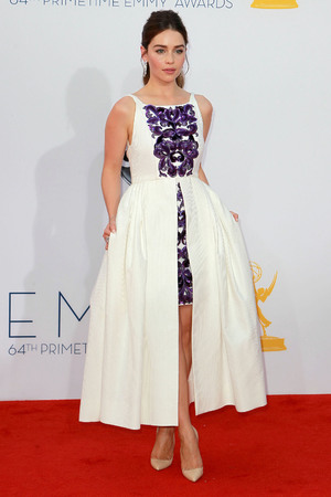 Emilia Clarke 64th Annual Primetime Emmy Awards,