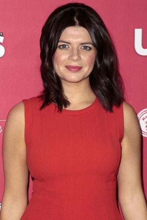 Happy Endings' star Casey Wilson engaged to creator David Caspe