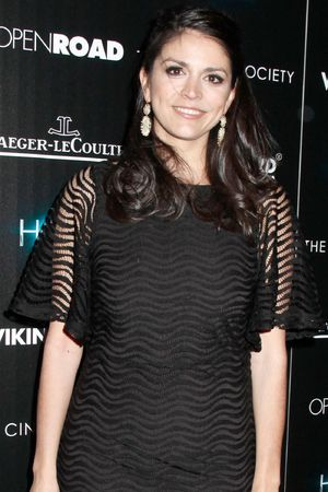 Cecily Strong at 'The Host' Cinema Society film screening